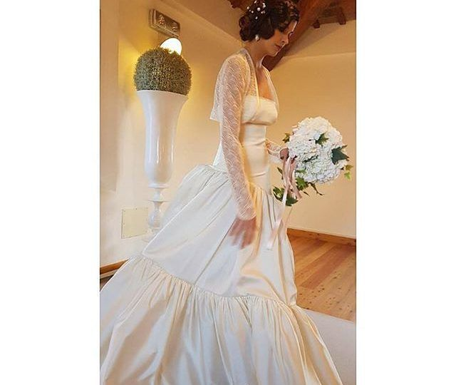 ❤️ moqette bridaldress loveit